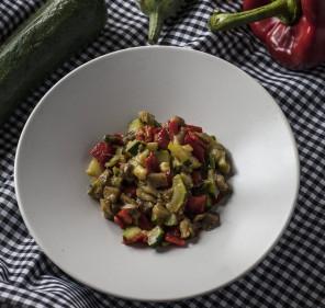 Pisto de verduras  (300gr)